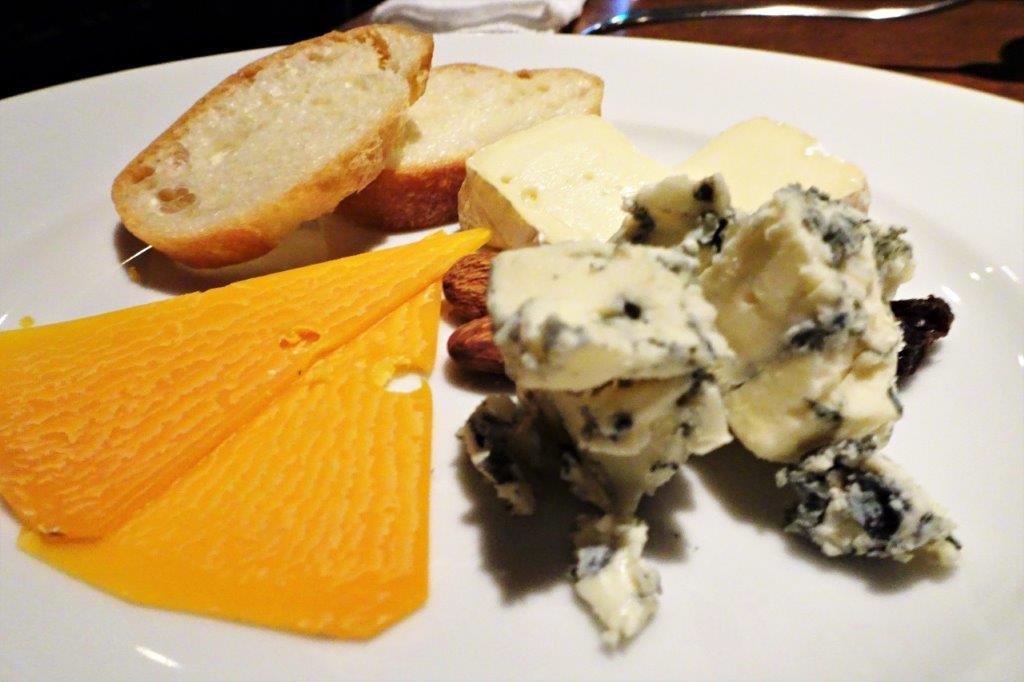 チーズ盛合わせ